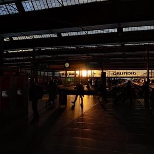 Pixelfed Photo: München Hauptbahnhof