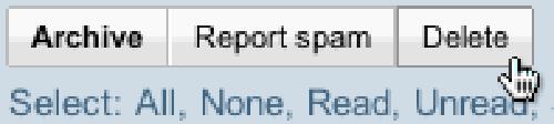 Gmail entfernen