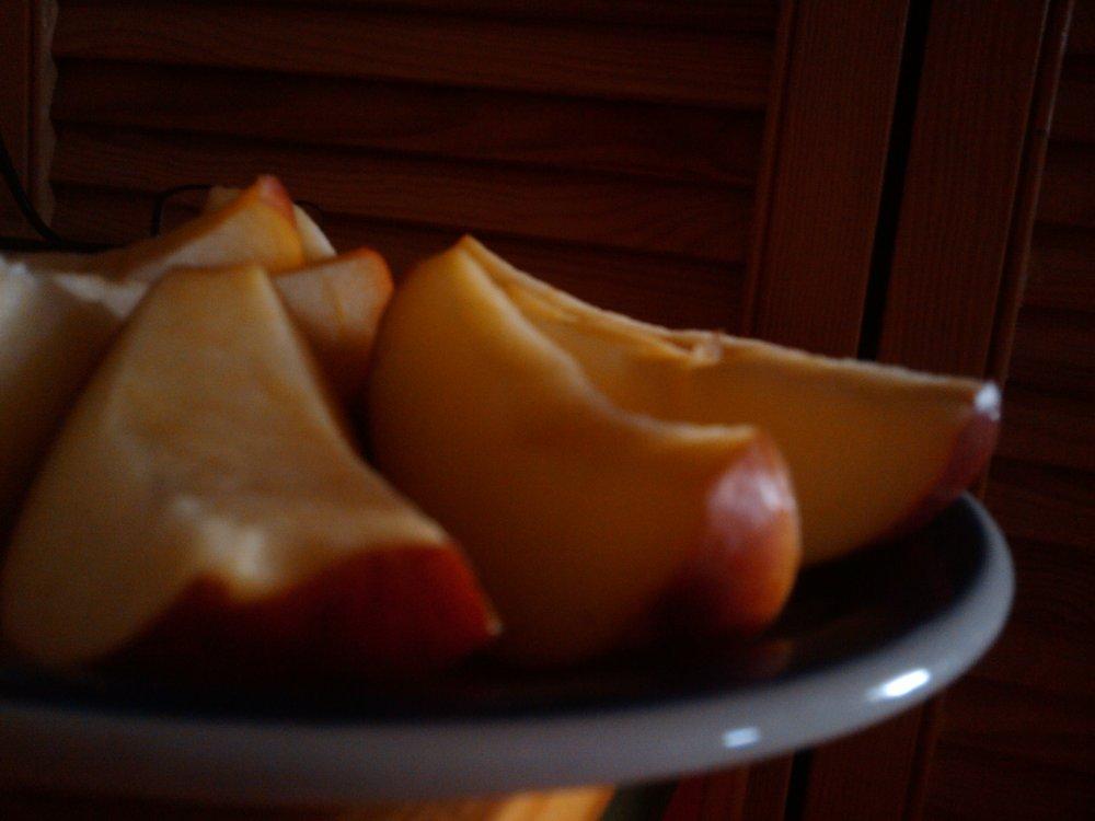 Apfelschifffahrt